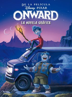 ONWARD. LA NOVELA GRAFICA