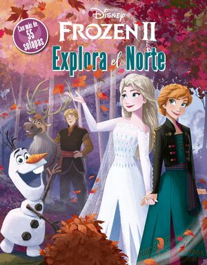 FROZEN 2 EXPLORA EL NORTE