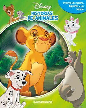 HISTORIAS DE ANIMALES. LIBROAVENTURAS (CAJA)