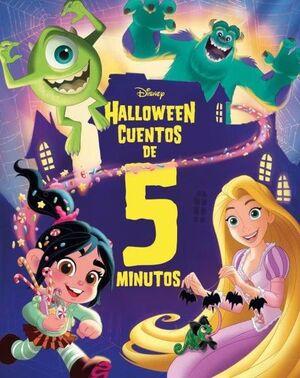 HALLOWEEN. CUENTOS DE 5 MINUTOS