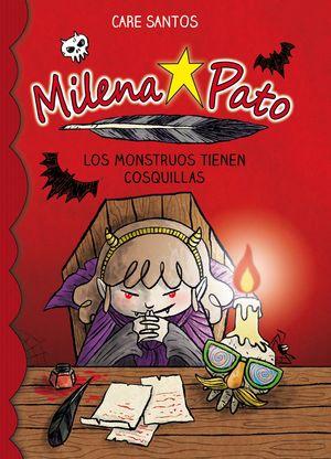 MONSTRUOS TIENEN COSQUILLAS - MILENA PATO 9