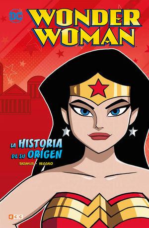 WONDER WOMAN: LA HISTORIA DE SU ORIGEN