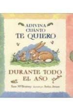 ADIVINA CUANTO TE QUIERO. DURANTE TODO EL AÑO (4 VOL.)