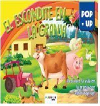 EL ESCONDITE EN LA GRANJA. POP-UP