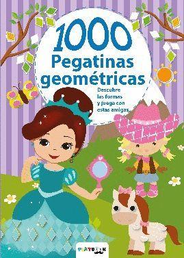 AMIGAS 1000 PEGATINAS GEOMETRICAS