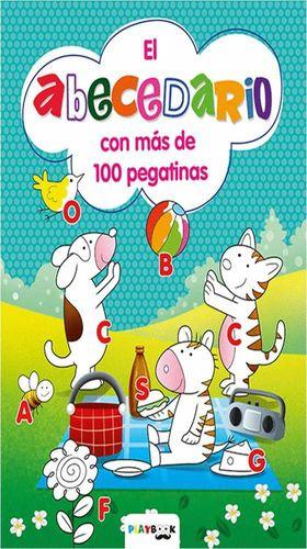 EL ABECEDARIO CON MÁS DE 100 PEGATINAS