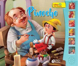 PINOCHO. LIBRO CON SONIDOS