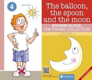 THE BALLON, THE SPOON AND THE MOON