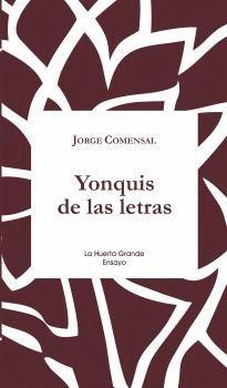 YONQUIS DE LAS LETRAS
