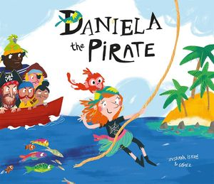 DANIELA THE PIRATE