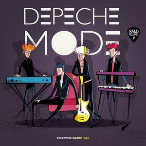 DEPECHE MODE - BAND RECORDS