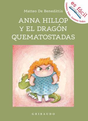 ANNA HILLOP Y EL DRAGÓN QUEMATOSTADAS