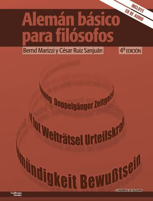 ALEMÁN BÁSICO PARA FILÓSOFOS + CD