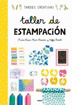 TALLER DE ESTAMPACIÓN - TARDES CREATIVAS