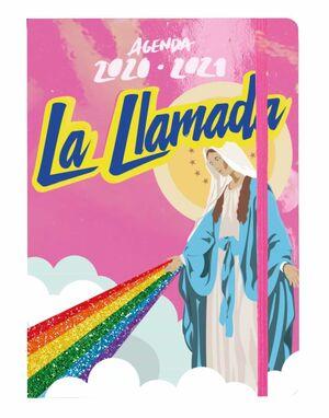 AGENDA ESCOLAR 2020-2021 LA LLAMADA
