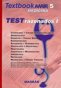 TEXTBOOK AMIR MEDICINA 5 TEST RAZONADOS I