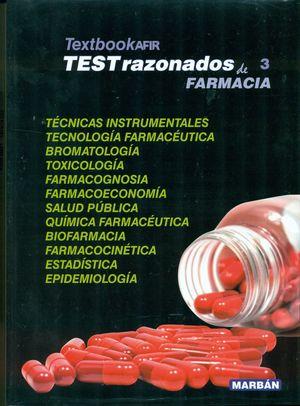 TEXTBOOKAFIR. TEST RAZONADOS DE FARMACIA 3