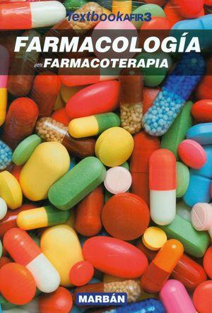 TEXTBOOKAFIR 3. FARMACOLOGIA CON FARMACOTERAPIA