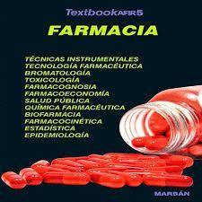TEXTBOOK AFIR 5 FARMACIA