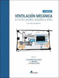 VENTILACION MECANICA EN RECIEN NACIDOS, LACTANTES Y NIÑOS