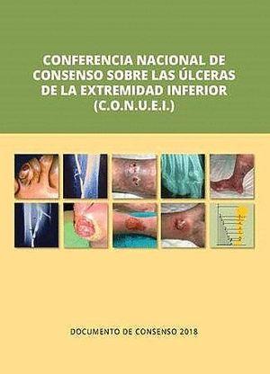 CONFERENCIA NACIONAL DE CONSENSO SOBRE LAS ÚLCERAS DE LA EXTREMIDAD INFERIOR (C.O.N.U.E.I.)