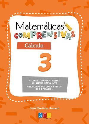 MATEMATICAS COMPRENSIVAS CALCULO 3