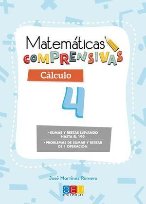 MATEMATICAS COMPRENSIVAS CALCULO 4