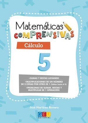 MATEMATICAS COMPRENSIVAS CALCULO 5