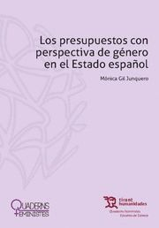 LOS PRESUPUESTOS CON PERSPECTIVA DE GÉNERO EN EL ESTADO ESPAÑOL