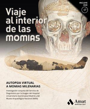 VIAJE AL INTERIOR DE LAS MOMIAS + CD