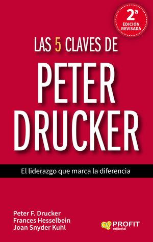 LAS 5 CLAVES DE PETER DRUCKER