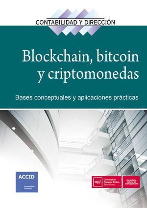 BLOCKCHAIN, BITCOIN Y CRIPTOMONEDAS