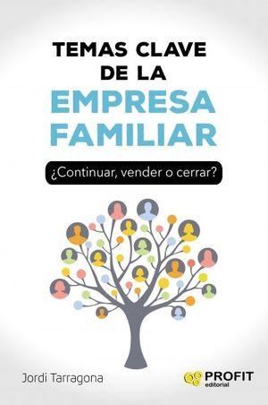 TEMAS CLAVES DE LA EMPRESA FAMILIAR