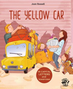 THE YELLOW CAR