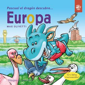 PASCUAL EL DRAGÓN DESCUBRE EUROPA