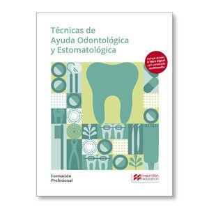 TECNICAS AYUDA ODONTOLOGICA ESTOMATOLOGIA CF 19