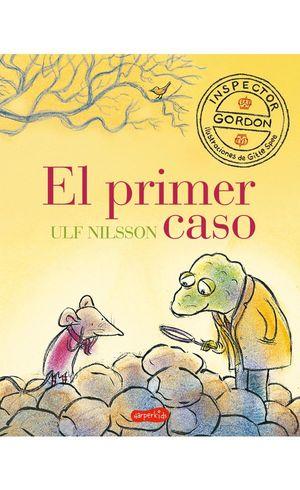 EL PRIMER CASO. INSPECTOR GORDON