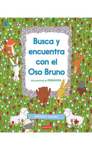 BUSCA Y ENCUENTRA CON EL OSO BRUNO