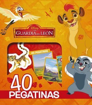 EL REY LEÓN. 40 PEGATINAS
