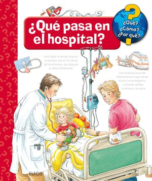 QUE PASA EN EL HOSPITAL?