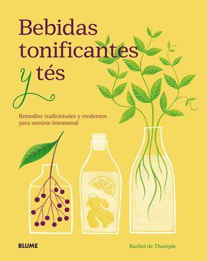 BEBIDAS TONIFICANTES Y TES