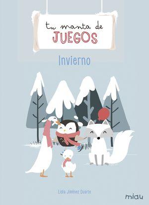 TU MANTA DE JUEGOS. INVIERNO