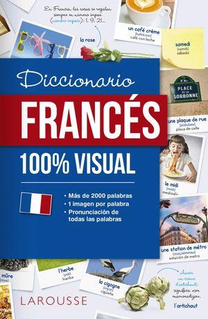 DICCIONARIO DE FRANCÉS 100 VISUAL