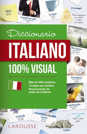 DICCIONARIO DE ITALIANO 100 VISUAL