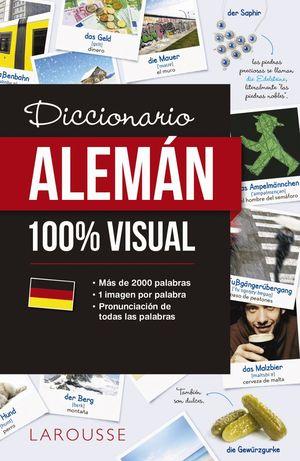 DICCIONARIO ALEMÁN 100 VISUAL
