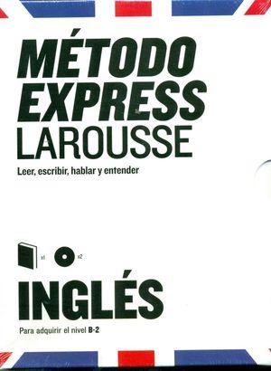 MɐTODO EXPRESS LAROUSSE. INGL�S