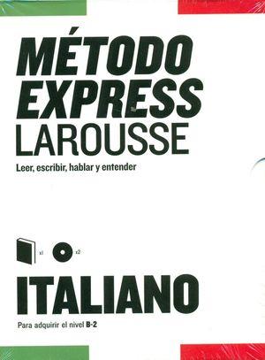 MÉTODO EXPRESS LAROUSSE ITALIANO