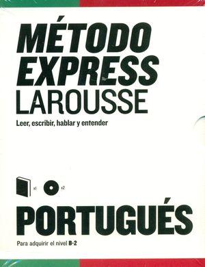 MÉTODO EXPRESS LAROUSSE PORTUGUÉS