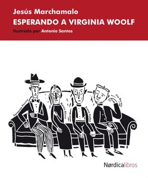 ESPERANDO A VIRGINIA WOOLF (4 VOL.)