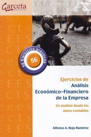 EJERCICIOS DE ANÁLISIS ECONÓMICO-FINANCIERO DE LA EMPRESA